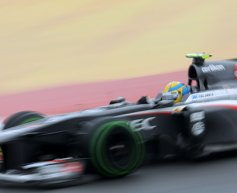 2014 Sauber passes FIA crash tests