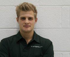 Caterham confirms Marcus Ericsson for 2014