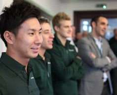 Kobayashi makes Formula 1 comeback with Caterham