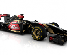 Lotus reveals picture of E22