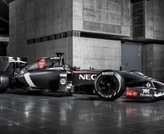 Sauber reveals C33-Ferrari