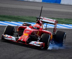 Jerez testing - day three live
