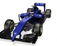 Williams reveals pre-launch image of FW36