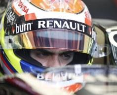 Maldonado not regretting Lotus move
