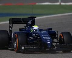 Massa sets new benchmark in Bahrain