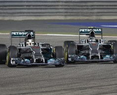 Mercedes may implement team orders in 2014