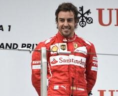 Allison hails 'extraordinary' Alonso