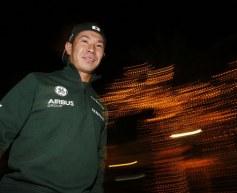 Kobayashi targets closer gap to midfield