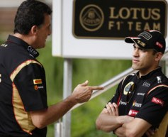 Maldonado: Good to have a reliable car
