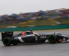 Sutil satisfied after qualifying improvement
