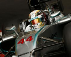 Hamilton tops close final practice in Monaco
