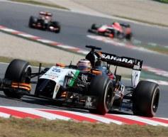 Force India duo optimistic despite Q2 exit