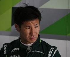 Kobayashi halted by brake failure