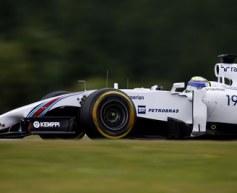 Massa hails 'great moment' for Williams