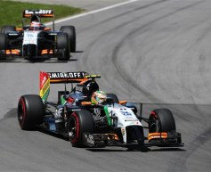 Force India: Fourth would be tremendous