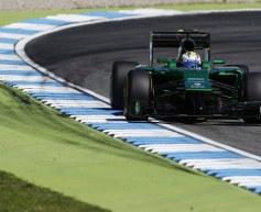 Ericsson to start from pit lane