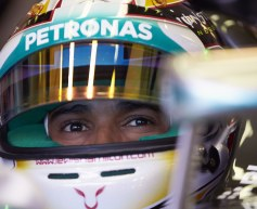 Hamilton remains on top in final session