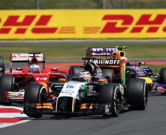 Force India duo confident of Hockenheim improvements