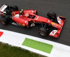 Ferrari pair heartened by Monza pace
