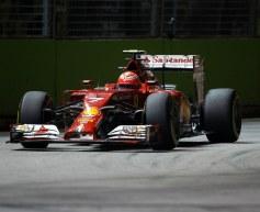 Raikkonen laments engine problem in Q3