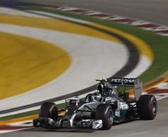 Wiring loom failure caused Rosberg's retirement