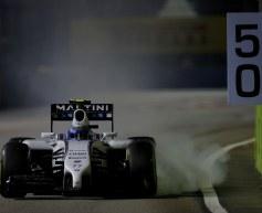 Williams sure of Singapore progression