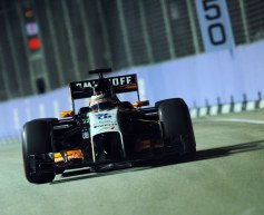 Force India pair confident of progression