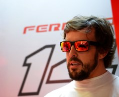 Alonso accepts Ferrari's rivals faster