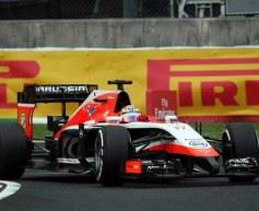 Bianchi taken to hospital after crash