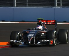 Sirotkin 'ready' for F1 after practice outing