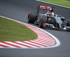 Downbeat Sutil fears another Sauber struggle