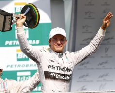 Rosberg pleased to overcome Austin disappointment