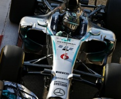 Rosberg fastest in final practice session