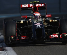 Maldonado disappointed by fiery exit