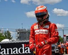 Ferrari not ruling out 2016 seat for Raikkonen