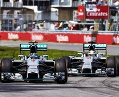 Lauda: Mercedes 'stressed' ahead of 2015