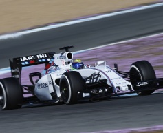 Wolff gets Williams outing at Barcelona