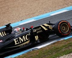 Maldonado optimistic over Lotus potential
