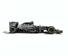 Red Bull unveils RB11 in interim livery