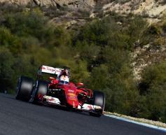 Vettel satisfied by Ferrari package