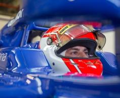 Nasr sets pace for Sauber at Jerez