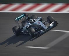 Rosberg sends Mercedes fastest at Barcelona