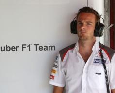 Sauber/Van der Garde decision due on Wednesday