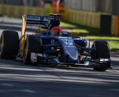 Sauber pair thrilled by double points finish