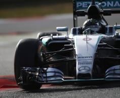 Rosberg pleased by Mercedes' winter