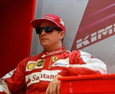 Raikkonen heads Vettel in first Bahrain session