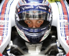 One on one with Williams' Valtteri Bottas