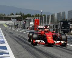 Marciello encouraged by Ferrari progress