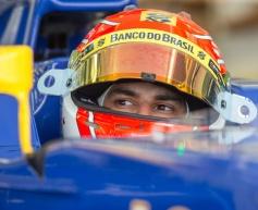 Rear tyres hurting Sauber - Nasr