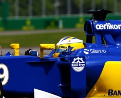 Sauber set for wait after challenging races